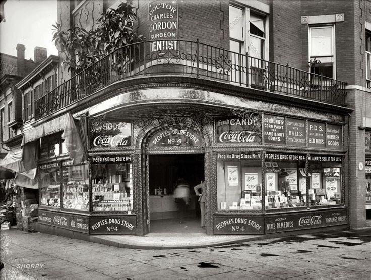 Peoples Drug Store, 1150 Seventh Street N.W. - Pixdaus