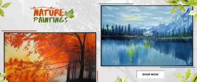 gallerist.in - buy and sell original paintings online #paintings #art