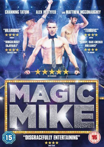 Magic Mike [DVD] DVD ~ Channing Tatum, http://www.amazon.co.uk/dp/B008JU9KCM/ref=cm_sw_r_pi_dp_JXFjsb037SH80