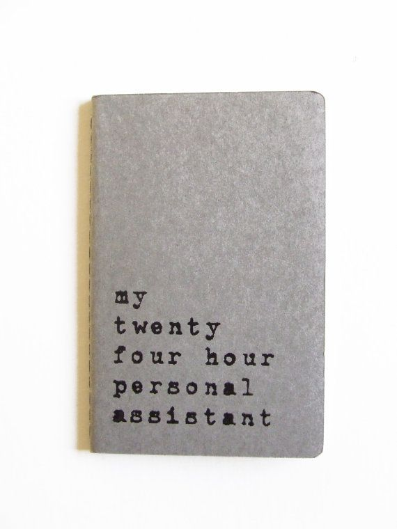 Mother's Day gift  Funny hand printed MOLESKINE® by Alfamarama