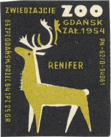 Gdánsk zoo, Poland