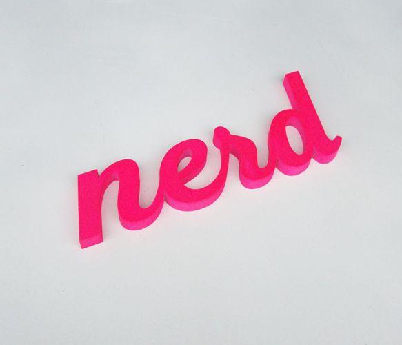 Nerd Sign