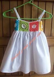 ropa de crochet niña - Buscar con Google