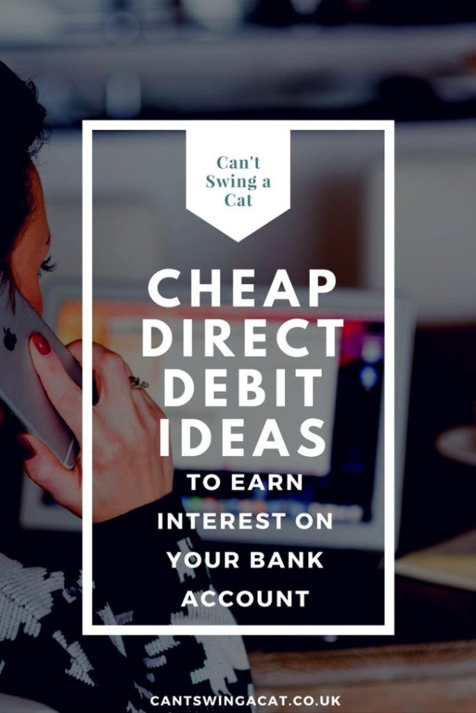 Need Another Direct Debit For Your Bank Account? Here Are Some Cheap Options. Money Saving Tips and Personal Finance Hacks