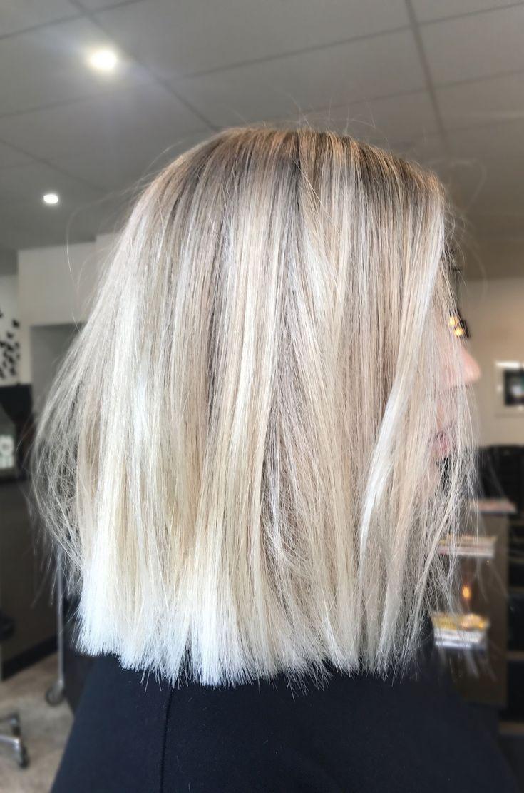 nice Колорирование на светлые волосы — Нюанс…