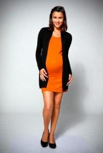 Robe tunique de grossesse en couleur  http://www.mammafashion.com/pulls_gilets/gilets_grossesse_allaitement/glimar_black-fr-prd2536.html