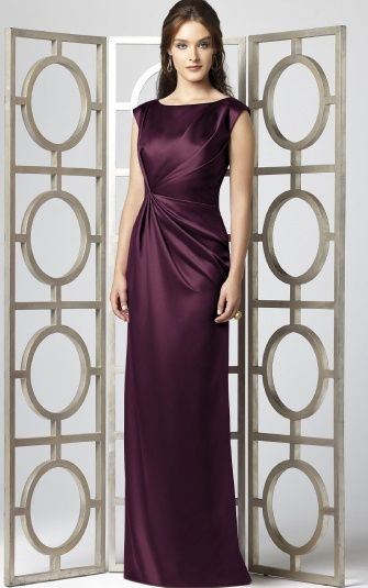 17 Best ideas about Eggplant Bridesmaid Dresses on Pinterest ...