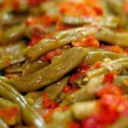 Zeytinyağlı fasulye tarifi
