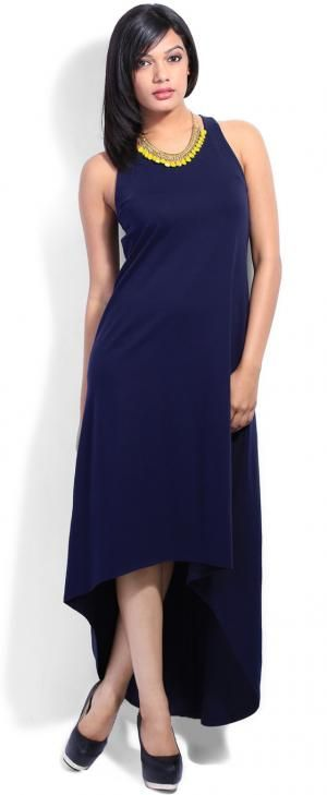 Femella Women's High Low Dress | BestinOffers