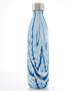 Gadgets and Gear-What to Bring to the Beach: S'Well Textiles Collection Water Bottle
