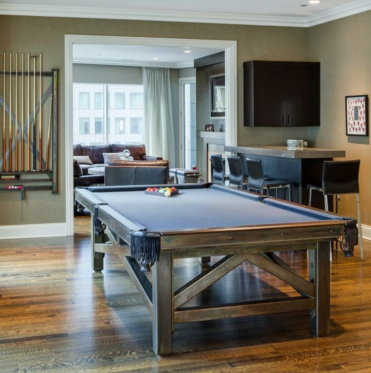 Dorset Custom Furniture   A Woodworkers Photo Journal: New Steel And Wlanut Pool  Table