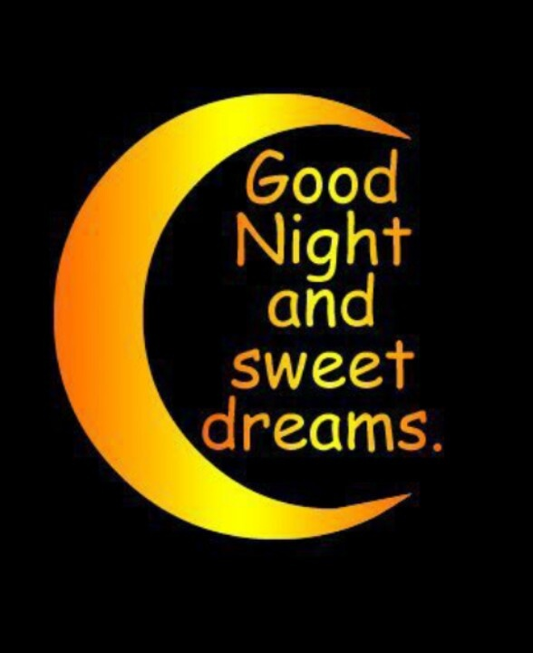 Good night and sweet dreams my beautiful girls. Thanks for my wonderful day. ...