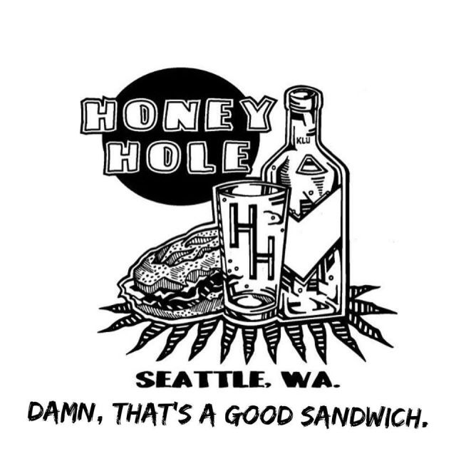 Online menus, items, descriptions and prices for HoneyHole Sandwiches - Restaurant - Seattle, WA 98122