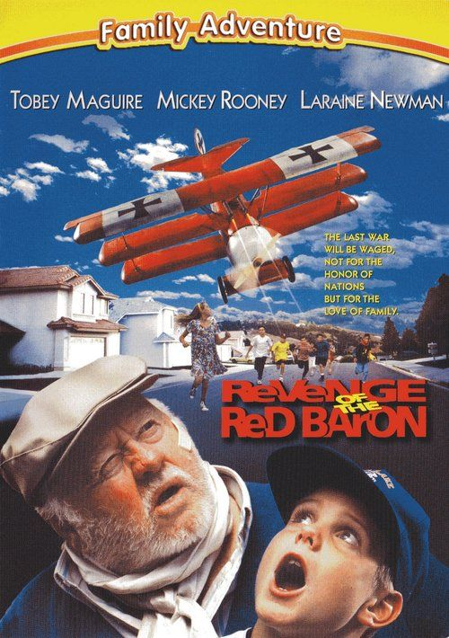 Watch Revenge of the Red Baron 1994 Full Movie Online Free