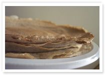 Buckwheat flour crepes - traditional french galettes, 100% buckwheat (Gluten Free)