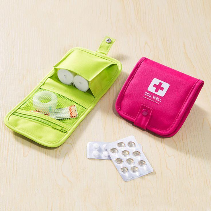 2016 New Portable Emergency Kits Travel Portable Kits High Capacity Storage Box IRAZU Medical Kit Medicine Bag