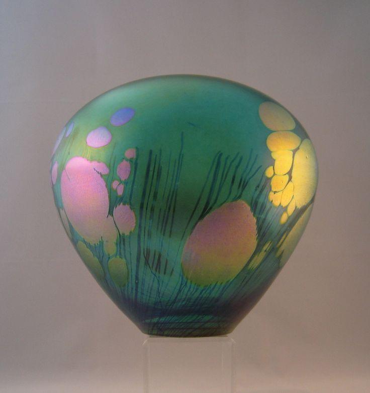 Emerald Giverny Large Pod Vase