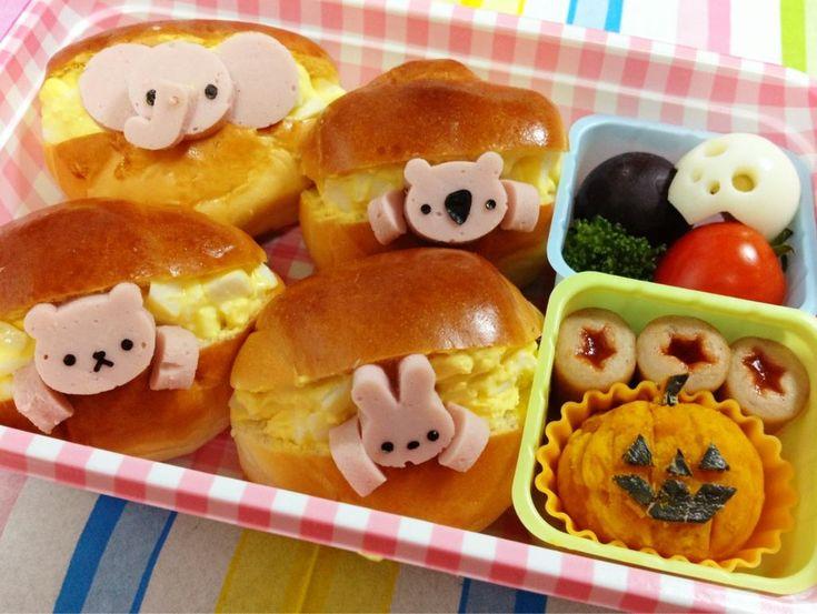 Twitter / smile_mama: 長女のバス遠足。お弁当を詰めたリュックを座席上の棚に放ったり ...