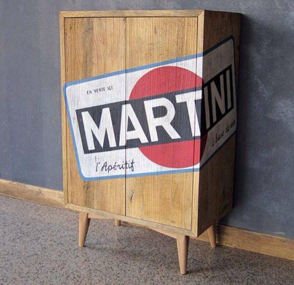 Credenza Martini