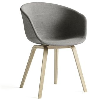 Hay About a Chair AAC23 Remix Grey Stoel