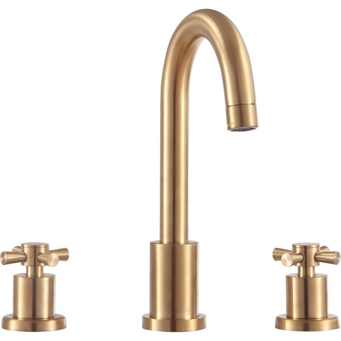 Messina Faucet With Images Antique Brass Bathroom Faucet