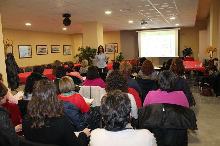 Taller de Coaching para Mujeres. Teulada - Moraira. Marzo 2015