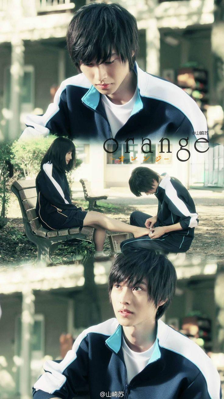 Orange Live Action!!! Yamazaki Kento I WANT TO WATCH!!