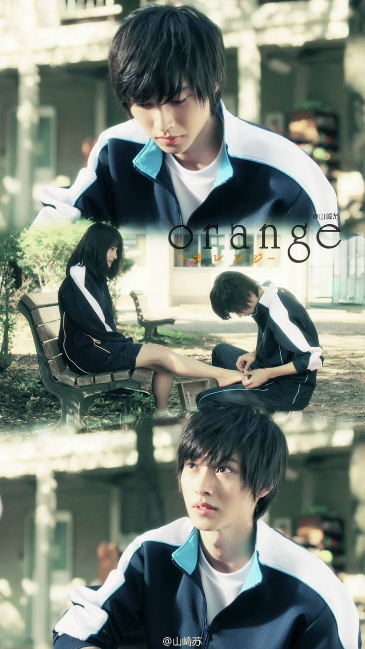 Orange Live Action!!! Yamazaki Kento I WANT TO WATCH!!