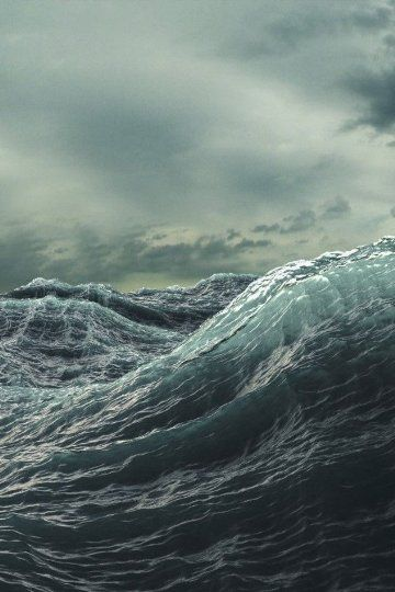 """Mightier than the thunders of many waters, mightier than the waves of the sea, the LORD on high is mighty!"" Psalm 93:4"