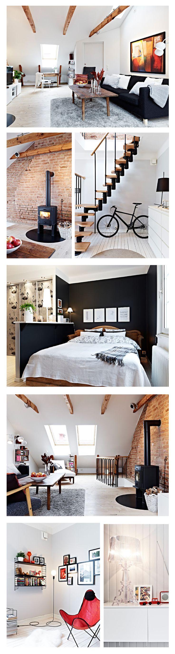 Apartamento nórdico. Calidez y belleza #apartamento #ioshop #nórdico www.ioshop.es
