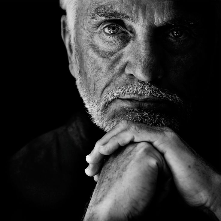 Terence Stamp by Betina La Plante