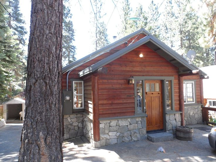 Kings Beach Vacation Rental   VRBO 430250   5 BR Lake Tahoe North Shore CA  Cabin In CA, Classic Pet Friendly Tahoe Cabin With Steam Shower A.