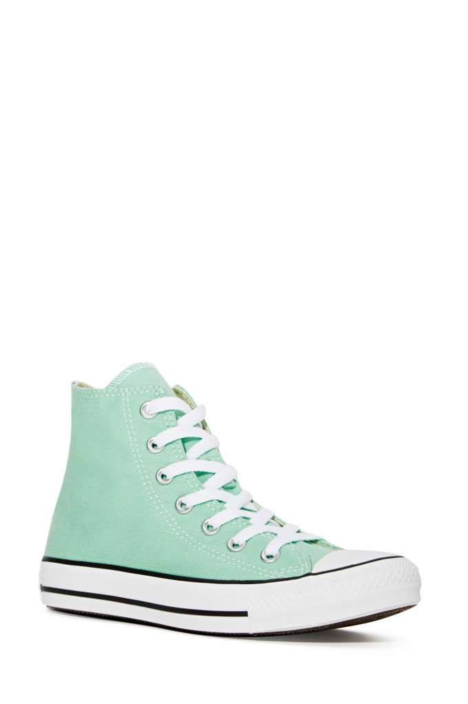 Converse All Star High-Top Sneaker - Mint - Converse |  | Sneakers