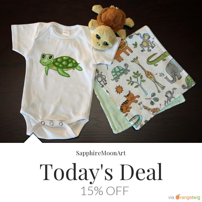 Today Only! 15% OFF this item.  Follow us on Pinterest to be the first to see our exciting Daily Deals. Today's Product: Sale -  Baby Onesie and Burp Cloth Gift Set (1 Onesie, 1 Burp Cloth) Buy now: https://small.bz/AAgZE1w #etsy #etsyseller #etsyshop #etsylove #etsyfinds #etsygifts #musthave #loveit #instacool #shop #shopping #onlineshopping #instashop #instagood #instafollow #photooftheday #picoftheday #love #OTstores #smallbiz #sale #dailydeal #dealoftheday #todayonly #instadaily…