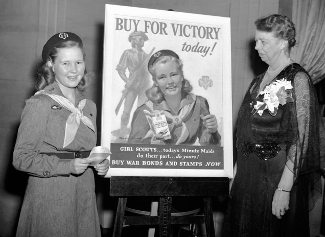 girl scouts a century of more than just cookies eleanor