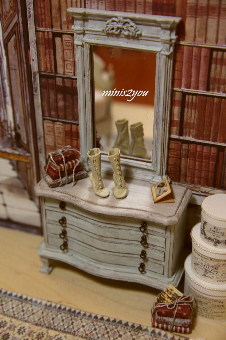 Old time merories...Edwardian lady boots for sale at my Etsy https://www.etsy.com/se-en/shop/minis2you?ref=l2-shopheader-name