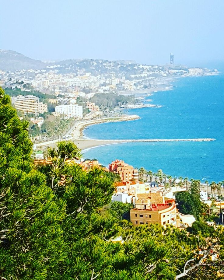 Malaga, Costa del Sol, Andalucia, Spain