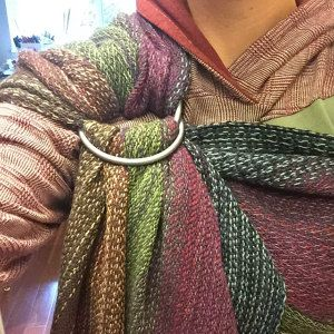 Thank you! I was nervous to convert my wrap on my own but your pattern was very easy to follow and I am SO happy with how it turned out! 😀 Ring Sling Wrap Conversion