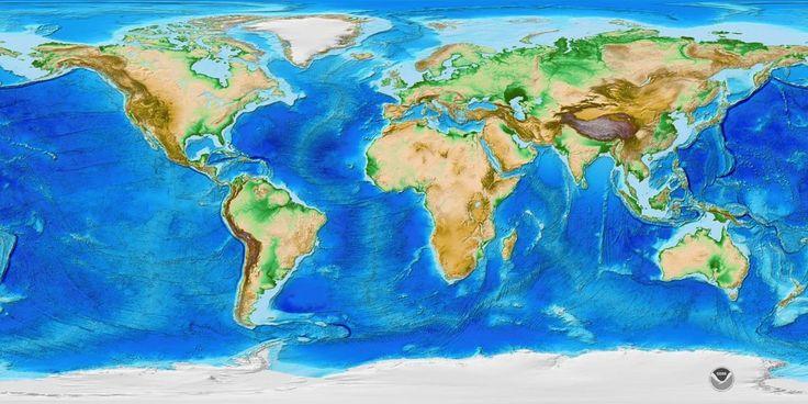 Ωκεανοί και θάλασσες