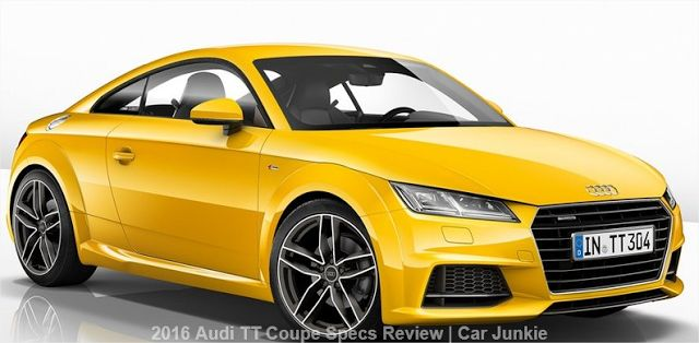 2016 Audi TT Coupe Specs Review - http://car-price-review.blogspot.com/2015/08/2016-audi-tt-coupe-specs-review.html