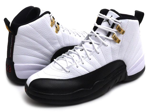 Nike air joran retro 12 taxi for cheap