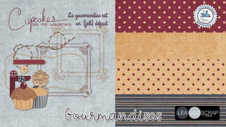 Gourmandises - BlueBird Mix And Match