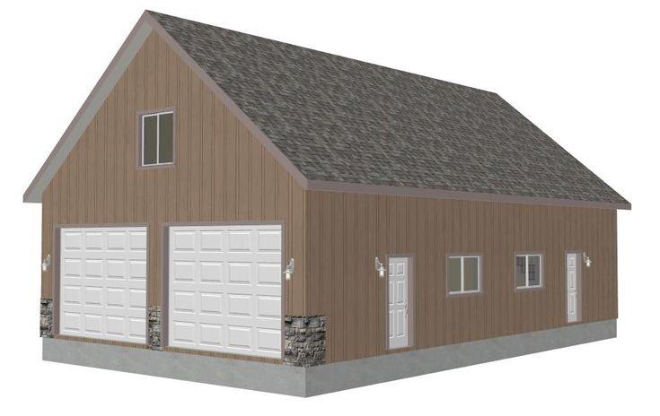 Best 25 rv garage ideas on pinterest boat garage rv for 50 x 30 garage plans