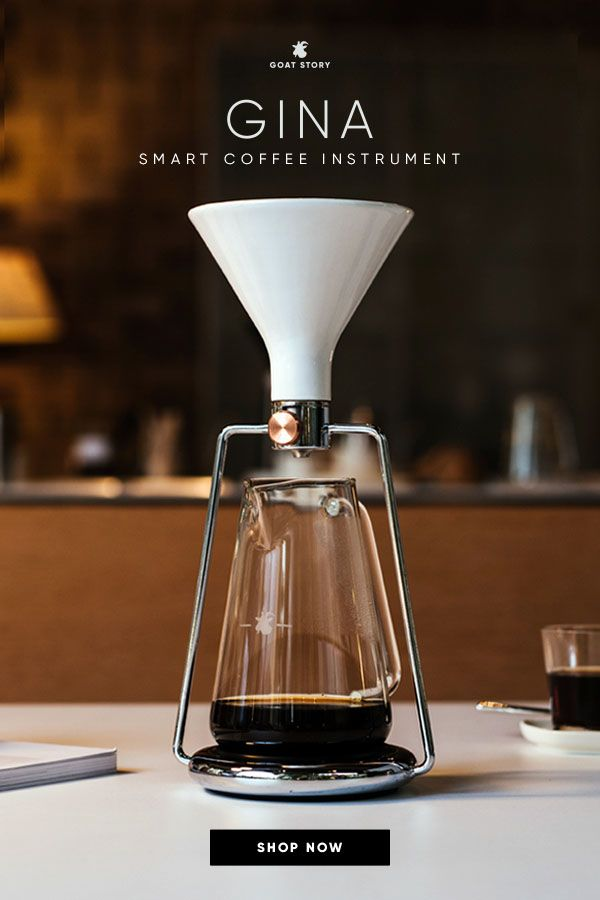 073610a7bb1fe2 A smart coffee instrument synced with an app to create the best possible  coffee brewing experience.