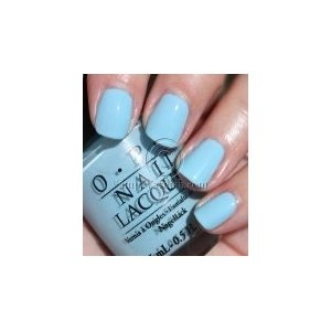 Being that I had never actually seen this color except on the internet, I was really chancing it, since pictures do not always depict the real thing. But voila-the color is beautiful! It is exactly the baby blue color I've been looking for since last summer. I love it!!!!!!