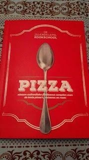 Pizza uit de zilveren lepel kookschool