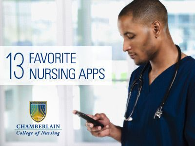 13 helpful nursing apps that may help reduce the risk of errors, or make patient education easier.