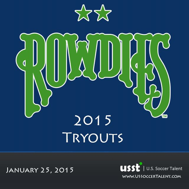 Tampa Bay Rowdies To Host FREE Open Tryouts At The End Of January