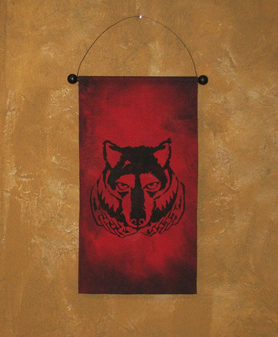 Hand Painted Skyrim Haafingar Hold Guard Shield Design