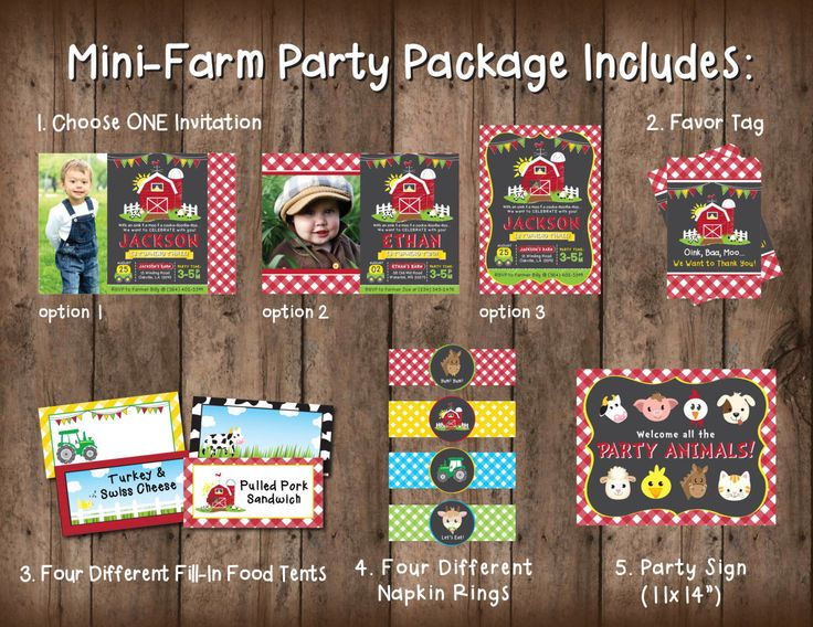Farm Party Package Barn Party Package Farm Party Package Old Mc Donald Birthday Farm Birthday by Busy bee's Happenings Digital File by BusyBeesHappenings on Etsy https://www.etsy.com/listing/248111092/farm-party-package-barn-party-package